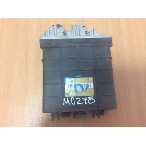 Блок управления двигателем (ЭБУ) 1.8 бензин BOSCH (0261200701, 1H0907311)