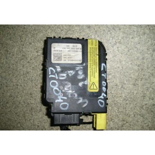 Блок управления подрулевых переключателей (1K0953549A)
