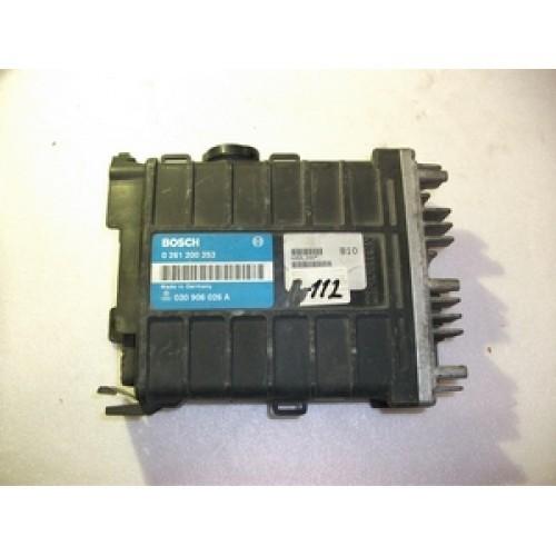 Блок управления двигателем (ЭБУ) 1.1 BOSCH (0261200253, 030906026A)