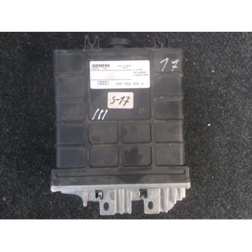 Блок управления двигателем (ЭБУ) 2.0 SIEMENS (039906024D, 5WP4174)