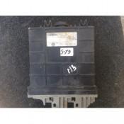 Блок управления двигателем (ЭБУ) 2.0 SIEMENS Seat Cordoba; Volkswagen Golf III, Vento; 037906024AG, 5WP4158