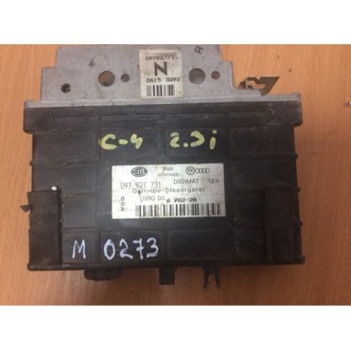 Блок управления коробкой передач 2.3 бензин HELLA (5DG00, 097927731)