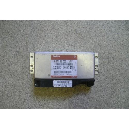 Блок управления ABS BOSCH Audi A4 B5, A6 C4 0265108005, 4A0907379D