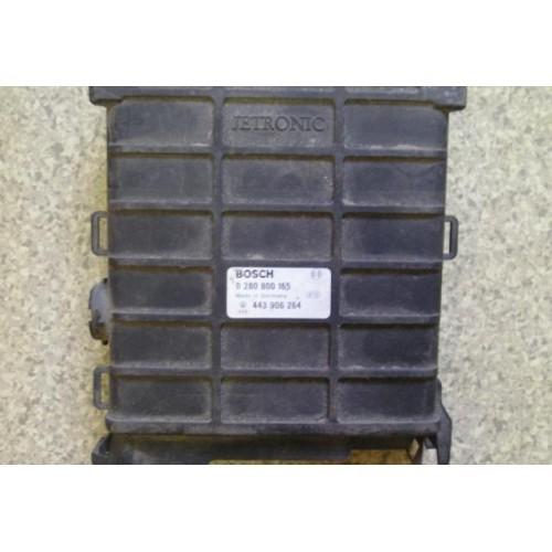 Блок управления двигателем (ЭБУ) 2.3 BOSCH (0280800165, 443906264)