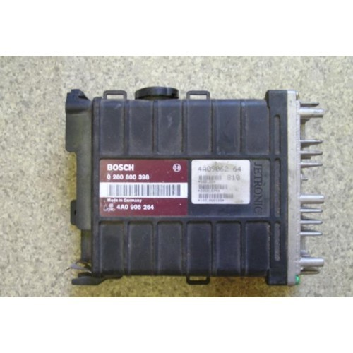 Блок управления двигателем (ЭБУ) 2.3 NG  BOSCH (0280800398, 4A0906264)