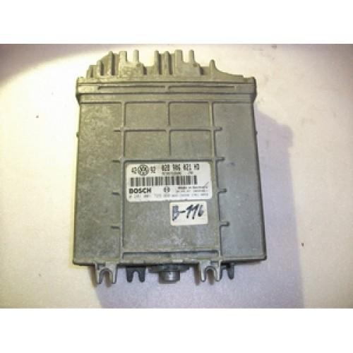 Блок управления двигателем (ЭБУ) 1.9 TDI BOSCH (281001729, 028906021HD)