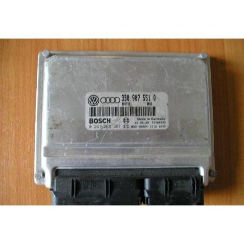 Блок управления двигателем (ЭБУ) 2.8i V6 BOSCH (3B0907551Q)