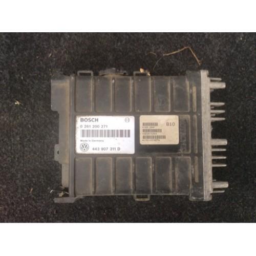 Блок управления двигателем (ЭБУ) 1.8 MONO ABS (0261200271, 443907311)