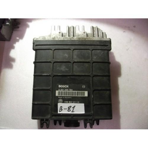 Блок управления двигателем (ЭБУ)  (261200784, 1H0907311H)