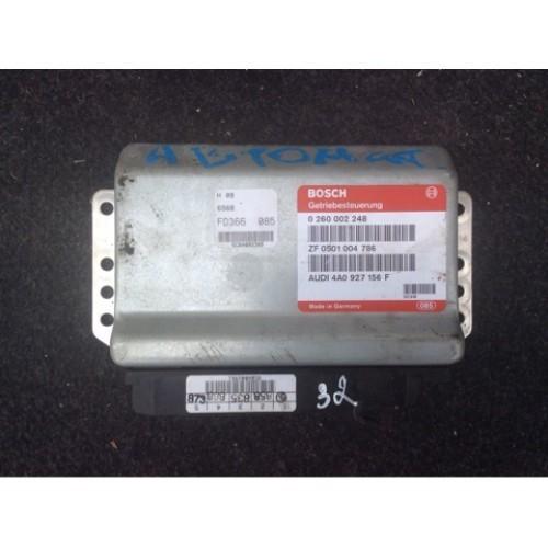 Блок управления коробкой передач  (0260002248, 4A0927156F)