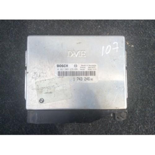 Блок управления двигателем (ЭБУ) 1.6 BOSCH (0261203276, 1743246)