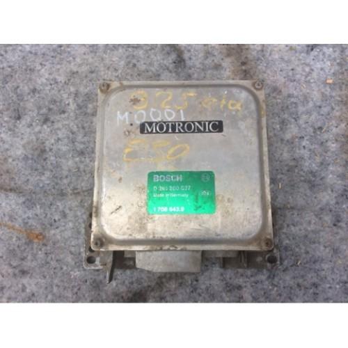 Блок управления двигателем (ЭБУ) BOSCH (0261200027, 1708643.9)