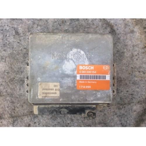 Блок управления двигателем (ЭБУ) BOSCH (0261200154, 1714999)