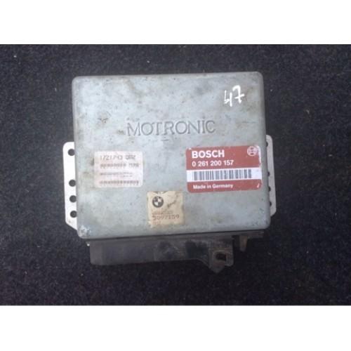 Блок управления двигателем (ЭБУ)  (0261200157, 1721743)