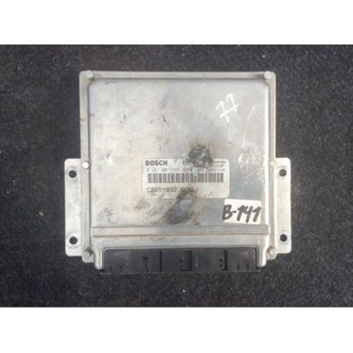 Блок управления двигателем (ЭБУ)  (0281001588, C365YB32)