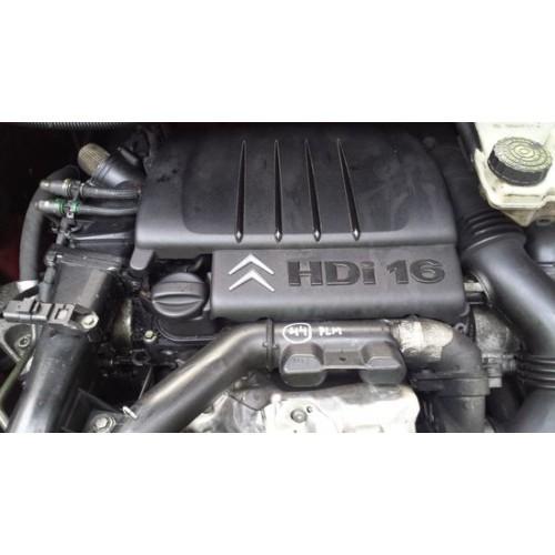 Двигатель (ДВС) 1.6 HDi, FAP, 9HY (DV6TED4), 9HZ (DV6TED4)