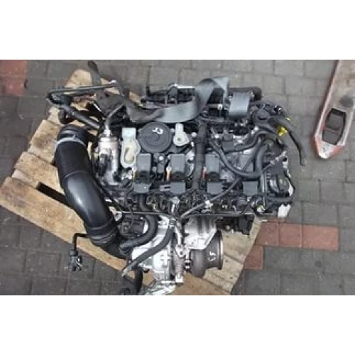 Двигатель (ДВС) R 4motion, 2.0 TFSI, CJX, CJXC