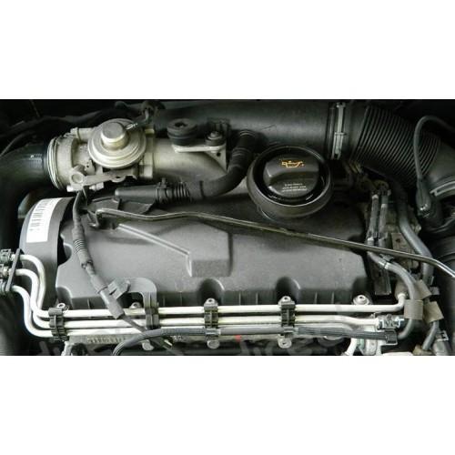 Двигатель (ДВС) 1.9 TDI, BKC, BLS, BXE