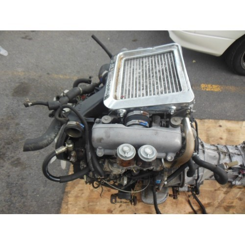 Двигатель (ДВС) 3.1 TD, 4JG2
