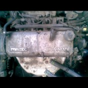 Двигатель (ДВС) 1.8, V16 Mazda 323 F BG III