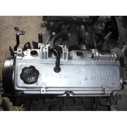 Двигатель (ДВС) 2.0i, 4G63, SOHC