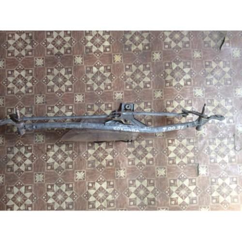 Трапеция дворников (механизм стеклоочистителя)  (1L0955119)