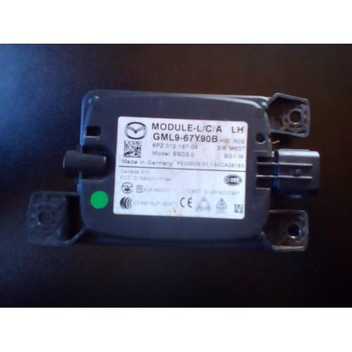 Блок управления задними фонарями (GML9-67Y90B)