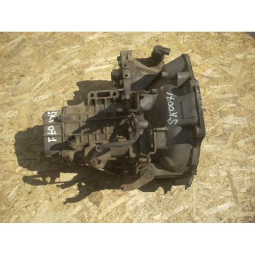 Коробка передач (КПП/МКПП) 2.0, 16V, G4CP