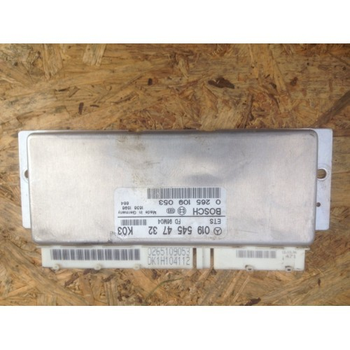 Блок управления ABS  (0195454732, BOSCH 0265109053)