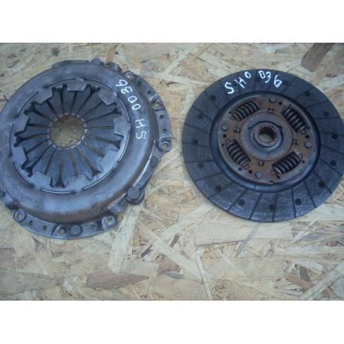 Сцепление диск и корзина, 2.0 V16