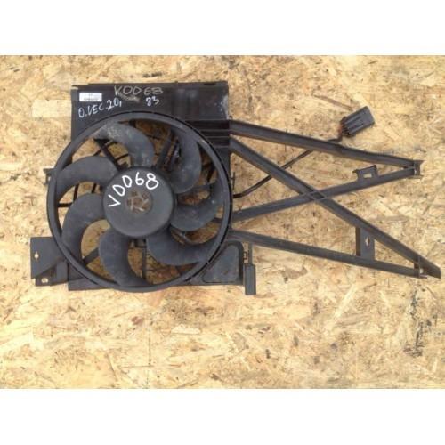 Вентилятор кондиционера 2.0 V16 бензин BOSCH (0130303855, 52475780, 52475782, 0130303252)