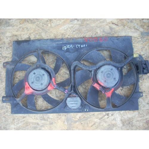 Вентилятор радиатора 1.4 MPI