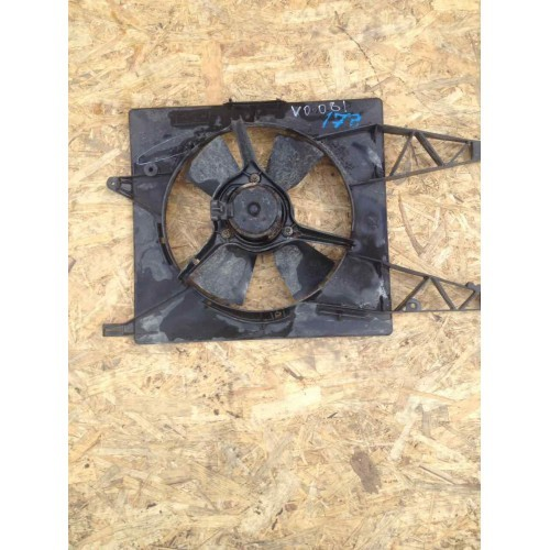 Вентилятор радиатора 1.6 V16 бензин, GM (90499812, 848678M)