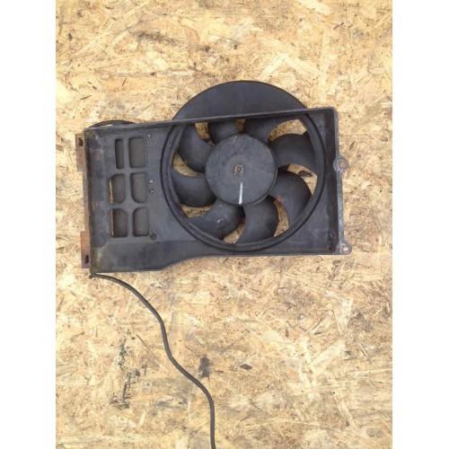 Вентилятор радиатора 2.5 TDI (4A0121207B)