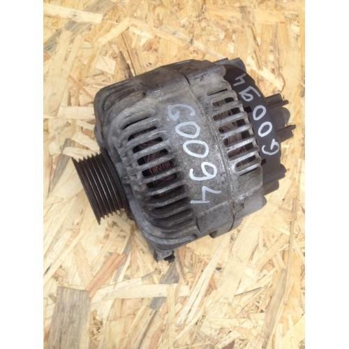 Генератор 3.0 TDI V6 CASA, 2.7 TDI 180A VALEO (059903015R)