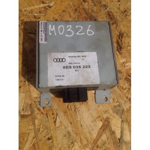 Блок стерео/радио усилителя  (8E9035223)