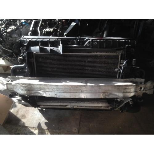 Телевизор (рамка радиатора) 3.0 TDI дизель BMK (4F0805594C, 4F0121003AC, 4F0121251AG, 1137328159)