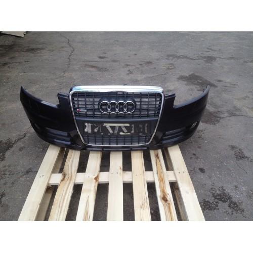 Бампер передний (комплектный) S-line