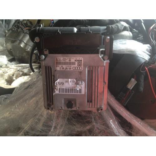 Блок управления двигателем (ЭБУ) 3.0 TDI, BMK (4F0907401B, 4F0910401A)