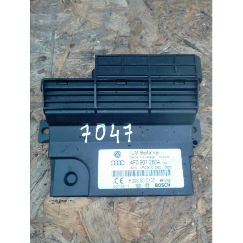 Блок управления бортовой сетью 2.4 BDW (4F0907280A)