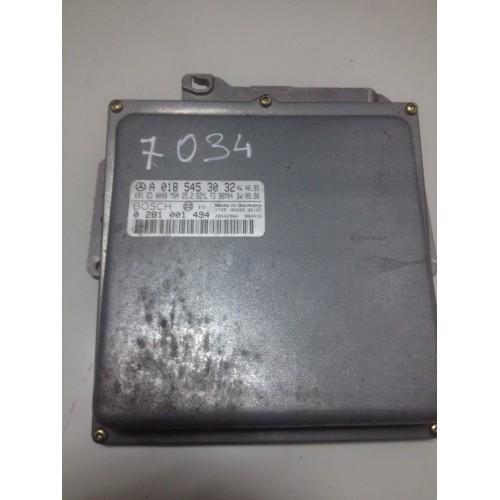 Блок управления двигателем (ЭБУ) 2.9 TD, BOSCH (0185453032, 0281001494)