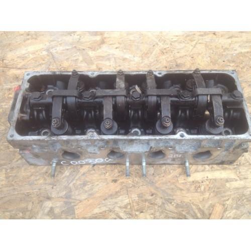 Головка блока цилиндров (ГБЦ) 1.6 V8 бензин (7700867158)