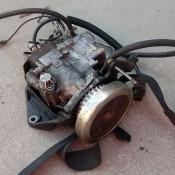 Топливный насос высокого давления (ТНВД) 2.5TDI AEL Audi A6 C4 0460415994, 046130108D