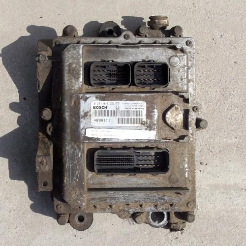 Блок управления двигателем (ЭБУ) 5.9D Tector (0281010253, 4898111)