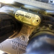 Кран тормозной главный WABCO DAF XF 105 4800030040, 1677510