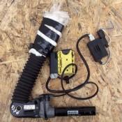 Натяжитель ремня панели радиаторов правый BMW 3 E46 8201004