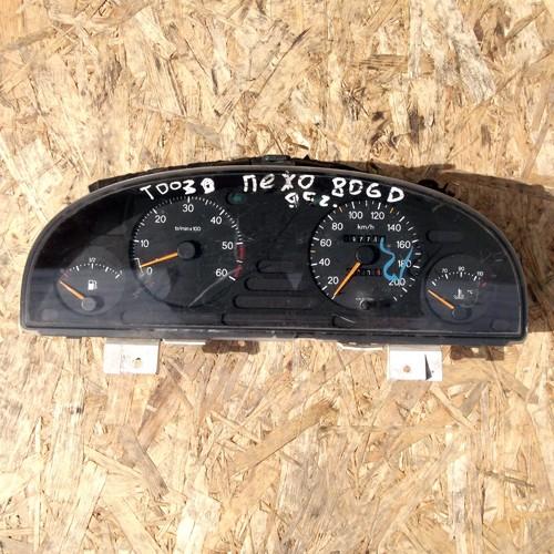 Панель приборная 1.9TD Peugeot 806; Fiat Ulysse I; 09030702030, 1477491080