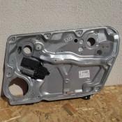 Стеклоподъемник электрический передней правой двери Volkswagen Passat B5 3B4837752EG, 3B4837756D