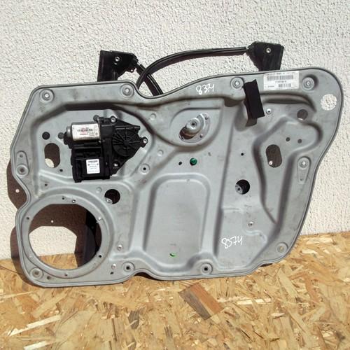 Стеклоподъемник электрический передней правой двери Volkswagen Touran 1T0837756, 1T1837462B, 1K0959792D, 1T0959702A