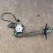 Стеклоподъемник электрический задней левой двери Audi 80 B4 893959801A